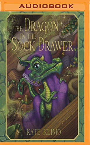 The Dragon in the Sock Drawer (Dragon Keepers Series) - Kid Creature Socks