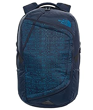 The North Face Hot Shot Backpack, Urban Navy Banff Blue One Size