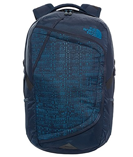 (The North Face Hot Shot Backpack, Urban Navy/Banff Blue, One Size)