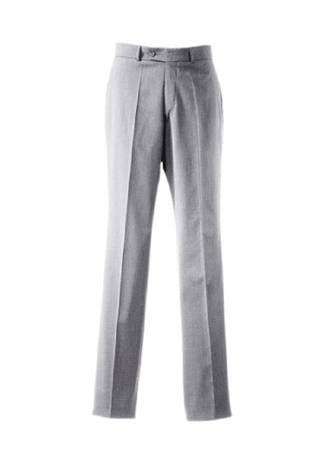 Trousers Flat front pants from Heine