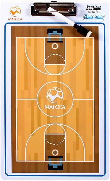 BEOOK Tablero De Táctica De Baloncesto Magnético De Doble Cara ...