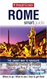 Insight Guides Smart Guide Rome by Smart Guides front cover