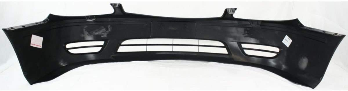 Primered FO1000550 MBI AUTO Front Bumper Cover Fascia for 2004 2005 2006 2007 Ford Taurus 04-07