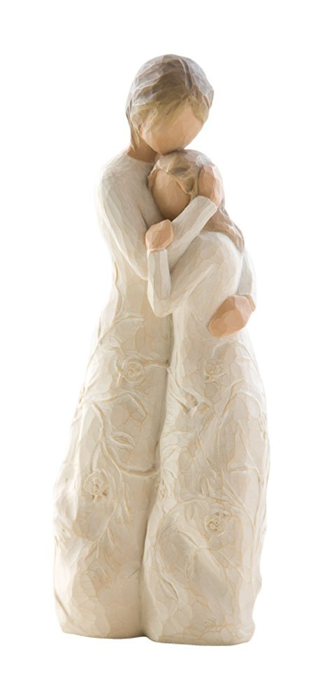Willow Tree Close to Me figurine Close to me-apart or together, always close to me. willow tree is an intimate, personal line of figurative sculptures representing qualities and sentiments that help us feel close to others, heal wounds or treasure relationships.