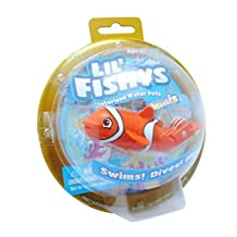 Lil' Fishys Claws the Shark Motorized Minis Water Pet