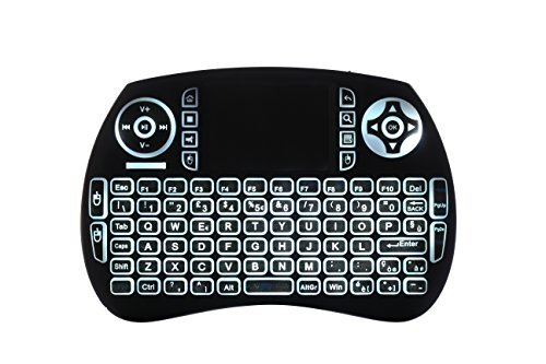 iPazzPort Wireless Handheld Keyboard Raspberry