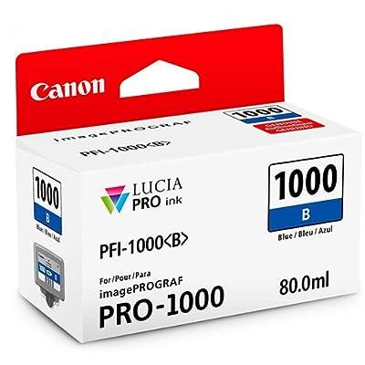 CanonInk Lucia PRO PFI-1000 Blue Individual Ink Tank