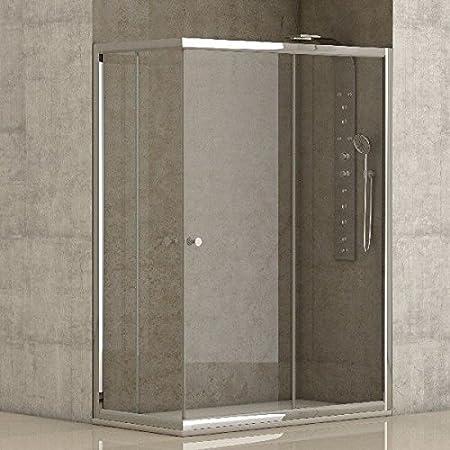 CV - Mampara de ducha cuadrada 90x90x185cm: Amazon.es: Bricolaje y herramientas
