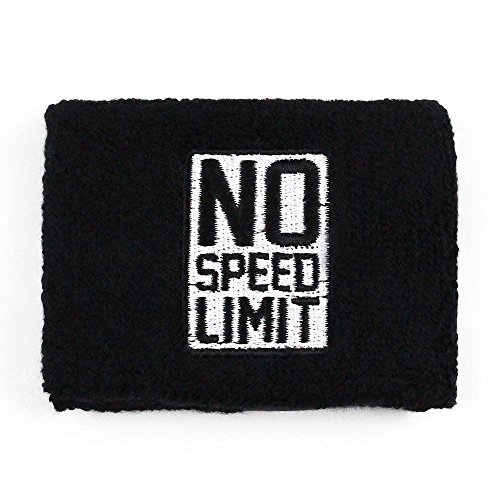 No Speed Limit Brake Reservoir Covers by Reservoir Socks for Motorcycles, Sportbikes