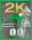 2K - Kangaroo PILLS - NEW PRODUCT - 6 PILLS