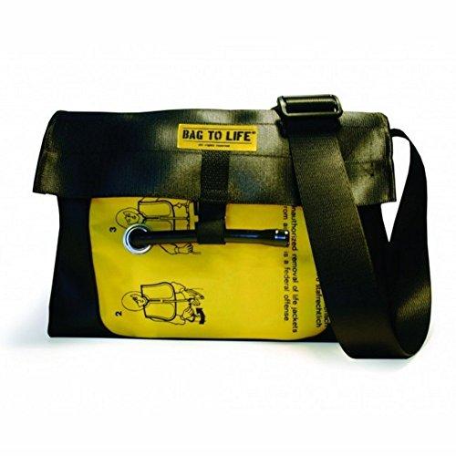 BAG TO LIFE Co-Pilot Bag - Umhängetasche von ehrensache RX3MG6Djs2
