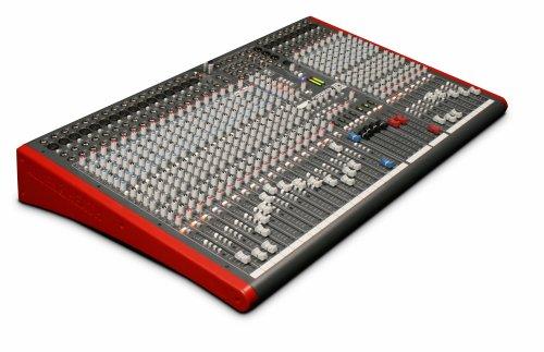 - Allen & Heath ZED-428 24 Mic/Line, 4 Bus, Live Sound Mixer with USB Interface