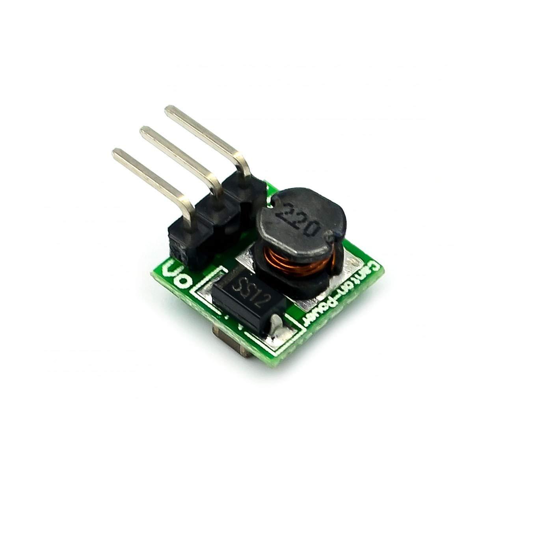 5PCS DC DC 1.8V 2.5V 3V 3.3V 3.7V To 5V Step Up Power Supply Voltage Boost