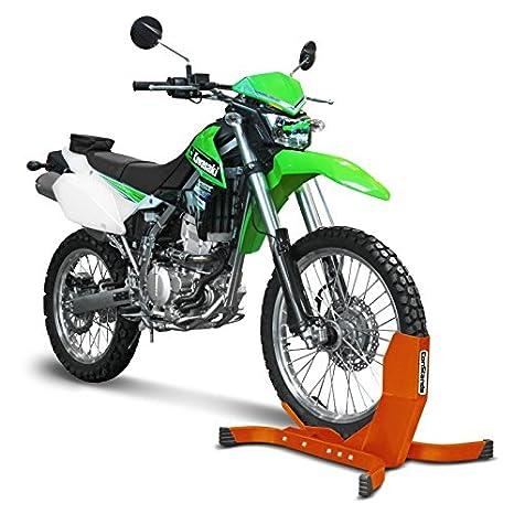 ConStands Motorrad Montagest/änder Wippe Vorderrad Easy Plus
