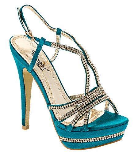 Shayenne - Zapatillas altas Mujer Verde