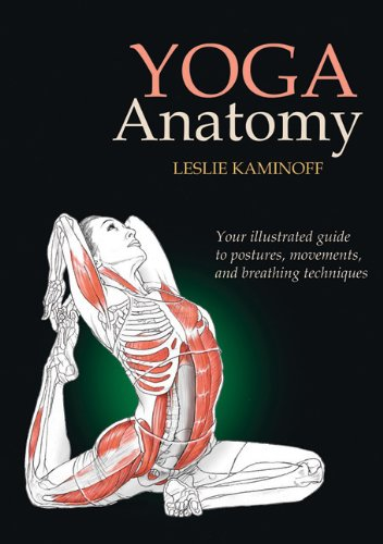 Yoga Anatomy/Breath Centered Yoga Special Book/DVD Package by Human Kinetectics