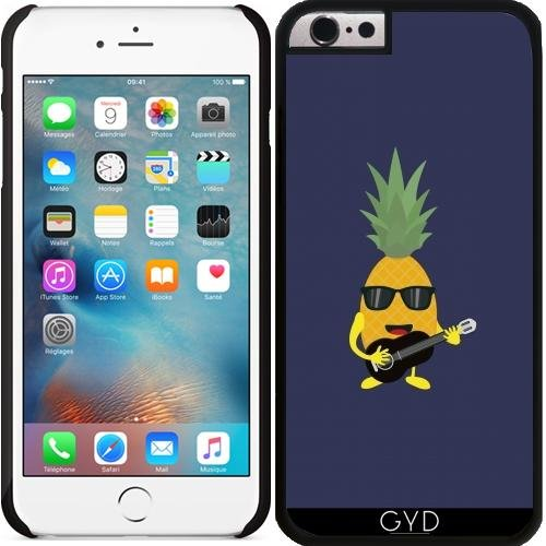 Coque pour Iphone 6 (4,7 '') - Rock 'n' Roll Ananas by ilovecotton