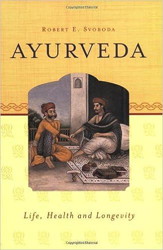 Ayurveda. Life, Health and Longevity