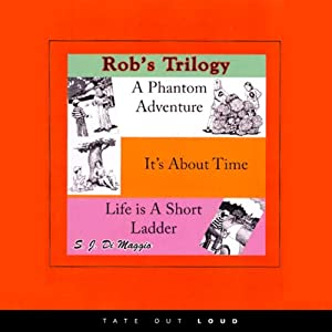 Rob's Trilogy Audiobook