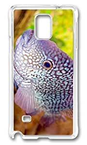 Adorable aquarium fish hd Hard Case Protective Shell Cell For SamSung Galaxy S6 Phone Case Cover Galaxy - PC Transparent Kimberly Kurzendoerfer