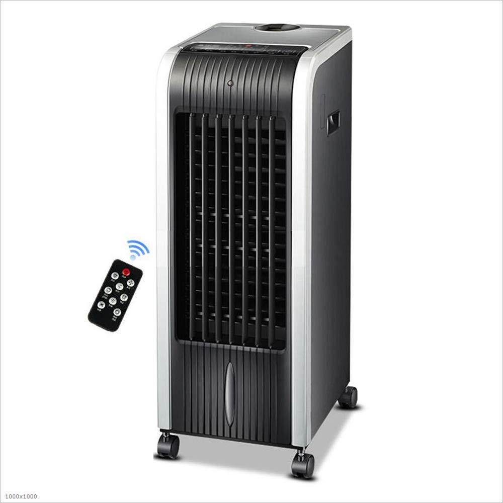 XIAOYAN 蒸発型80Wエアコンファンリモコン1冷水冷却ファン2色 (色 : Gray)  Gray B07G7BNZ3Q