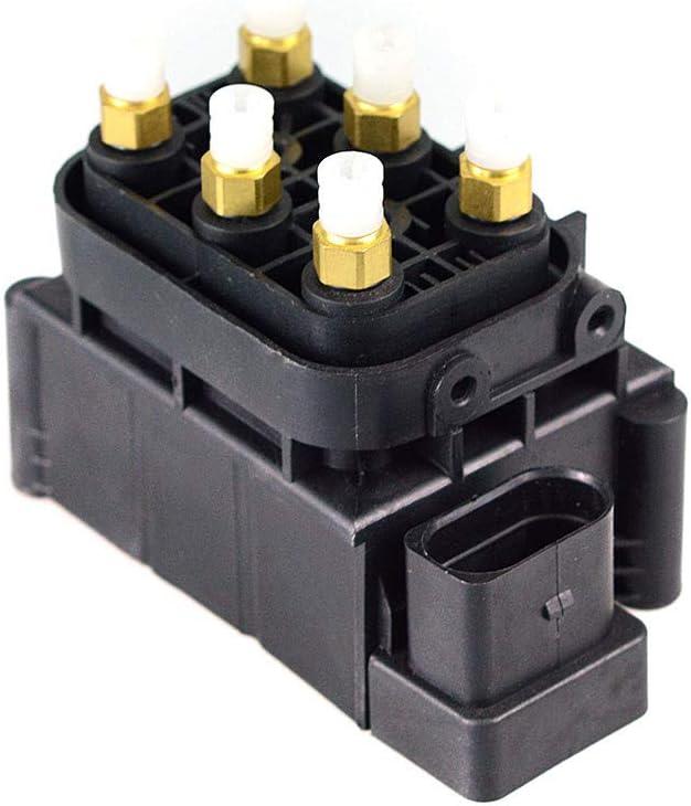 Ensun Air Suspension Control Valve Block Air Supply for 2001-2011 A6 S6 S8 A8 Quattro Allroad Quattro Replaces 4F0616013