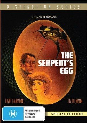 The Serpents Egg by Liv Ullmann: Amazon.es: Liv Ullmann, David Carradine, Heinz Bennent, Paul Burian, Herbert Fux, Ingmar Bergman: Cine y Series TV