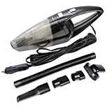 Car Vacuum Cleaner 120W, Warmoor 12V 3000PA Suction Portable...