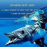 Dive Skin Men, Diving Suit Full Body Rash Guard