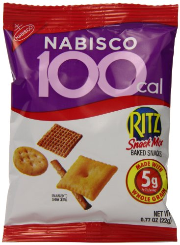 Nabisco Calorie Packs Ritz Snack