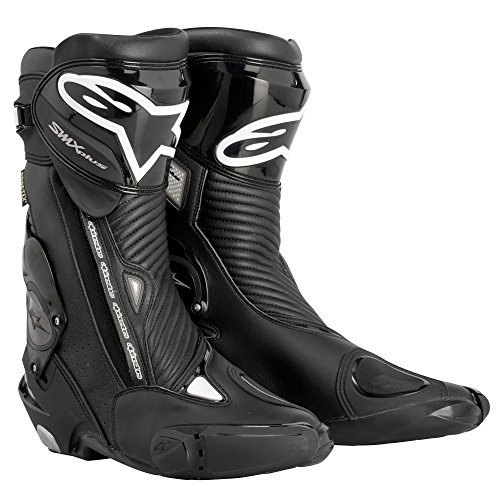 Alpinestars S-MX Plus Gore-Tex Boots Black US 11.5 EU 46