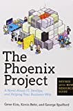 """""""The Phoenix Project A Novel about IT, DevOps, and Helping Your Business Win"""" av Gene Kim"""