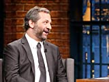 Highlights - Judd Apatow: David Letterman Is Like Bigfoot to Comedians
