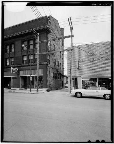 HistoricalFindings Photo: Knights of Columbus Building,202-204 South Federal Avenue,Mason City,Iowa,IA,4 ()