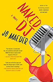 NAKED DJ by [Maeder, Jo]