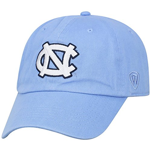Top of the World North Carolina Tar Heels Men's Hat Icon, Blue, - Carolina North Heels Tar Cap