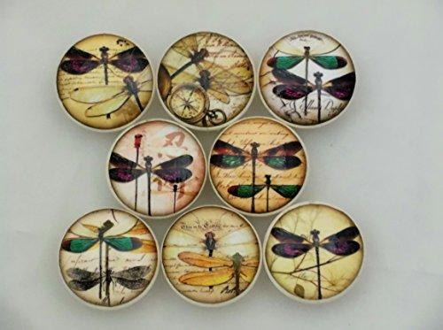 purple cabinet knobs - 6