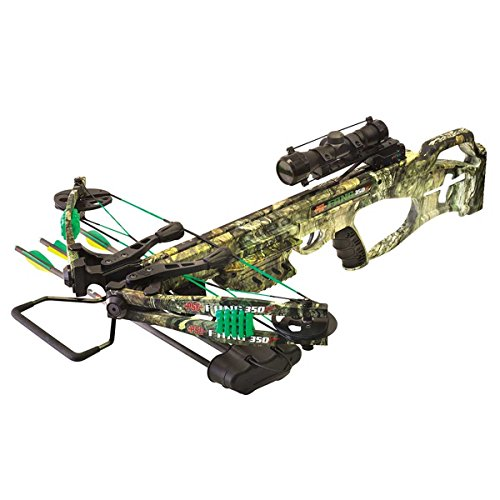 PSE Fang 350 XT Crossbow Mossy Oak Country 01304CY