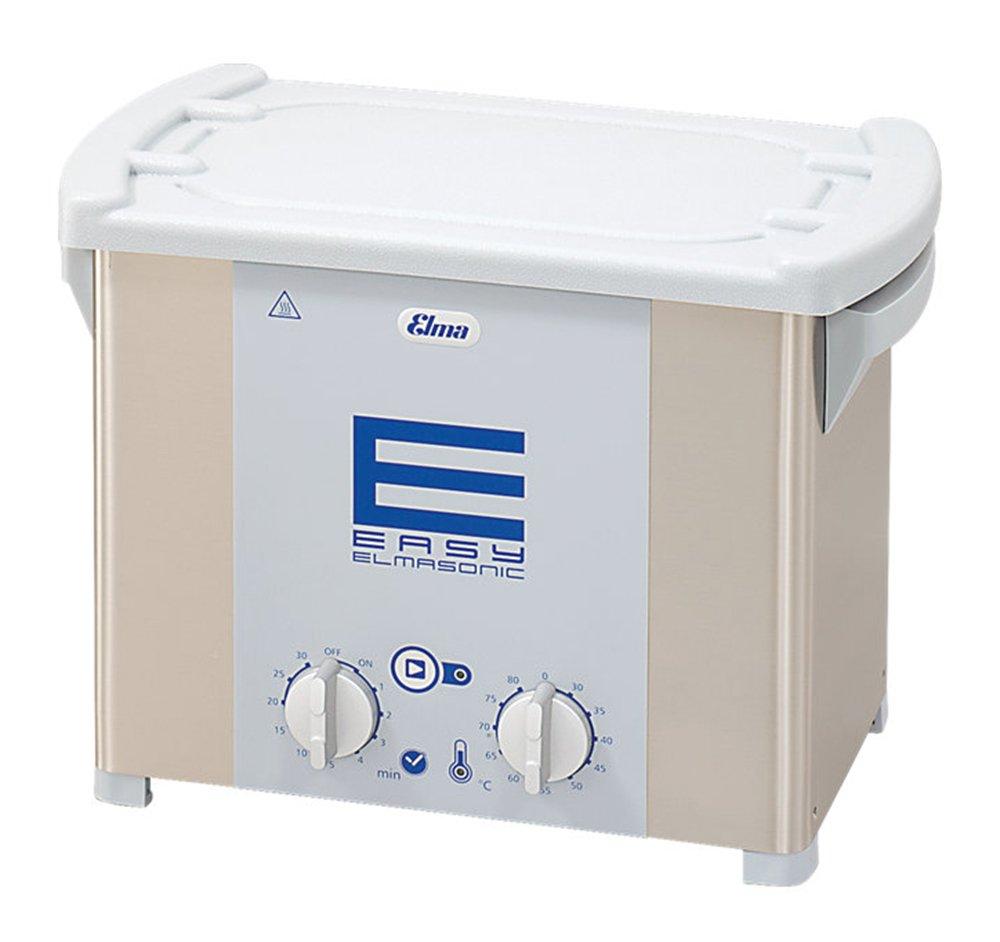 Elma Elmasonic 30H Easy Series 3 Quart, 3/4 Gallon, 2.75 Liters 240 x 137 x 100mm 115v