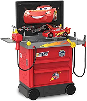 Disney Pixar Cars 3 Service Station