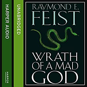 Wrath of a Mad God Audiobook