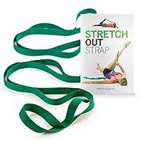 OPTP La correa original que se puede estirar con el mejor libro de ejercicios Fisioterapeutas y entrenadores atléticos