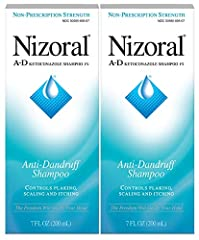 Fresh-smelling anti-dandruff shampoo controls flaking, scaling, and itching associated with dandruff. Made with ketoconazole 1%, use it just twice a week between regular shampoos for dandruff relief.Nizoral is so effective it relieves even se...