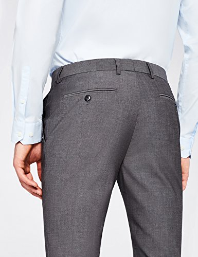 Seam Pantalon lt Gris Homme Grey Hem amp; E5wAqxq7C