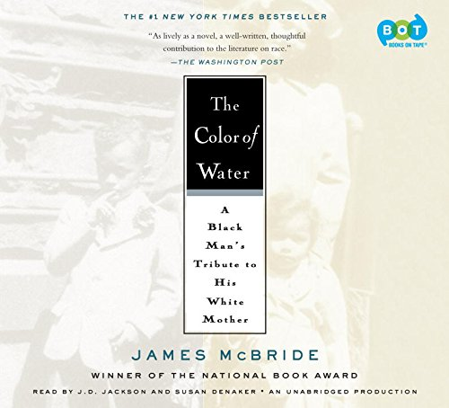 The Color Of Water 9780553546590 Slugbooks The Color Of Water Book
