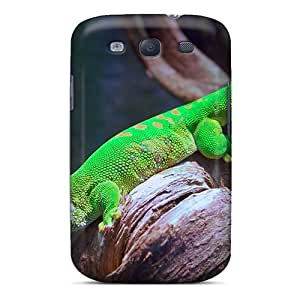 Waterdrop Snap-on Animals Gecko Small Case For Galaxy S3