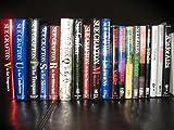 Kinsey Millhone/22 book set: A is for Alibi/B Burglar/C Corpse/D Deadbeat/E Evidence/F Fugitive/G Gumshoe/H Homicide/I Innocent/J Judgment/K Killer/L Lawless/M Malice/N Noose/O Outlaw/P Peril/Q Quarry/R Ricochet/S Silence/T Trespass/U Undertow/V Vengeance