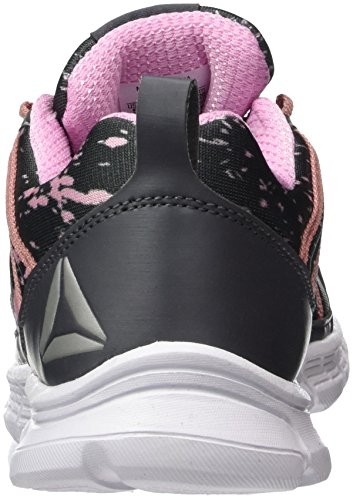 Multicolore charming Femme Pink de 0 Reebok Ash Running Rose sandy Grey Chaussures Compétition Speedlux 2 787pqw0P