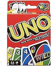 Card Uno Spel