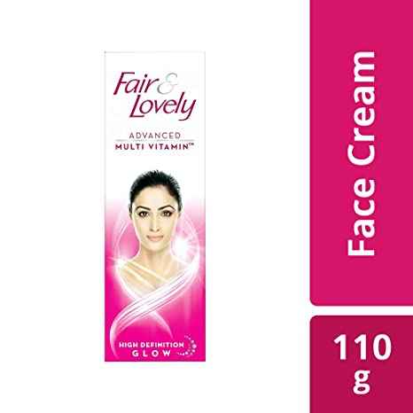 Fair & Lovely Advanced Multi Vitamin Cream, 110 g